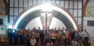 Conclusão 1ª etapa curso de extensão em Teologia de Carazinho