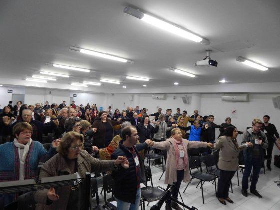 Oração Inicial | V Seminário Arquidiocesano da Pastoral da Saúde