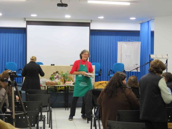 Oficina alimentação saudável e livre de agrotóxicos: um direito | V Seminário Arquidiocesano da Pastoral da Saúde