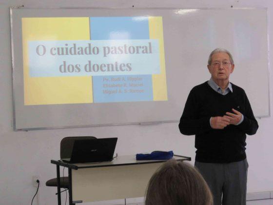 Oficina o cuidado pastoral dos doentes | V Seminário Arquidiocesano da Pastoral da Saúde