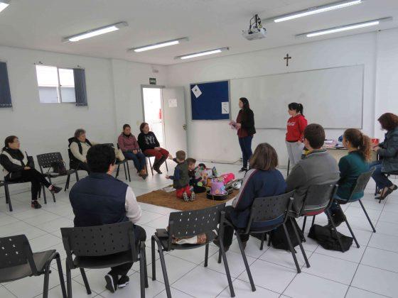 Oficina o cuidado com as crianças | V Seminário Arquidiocesano da Pastoral da Saúde